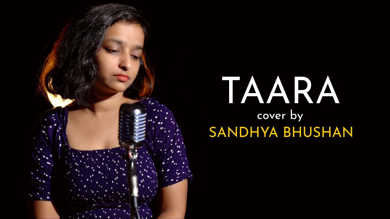 Taara | Unplugged cover | Sandhya Bhushan | Sing Dil Se | Ammy Virk | Shayar | Latest Punjabi Song