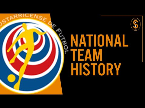 Costa Rica | National Team History