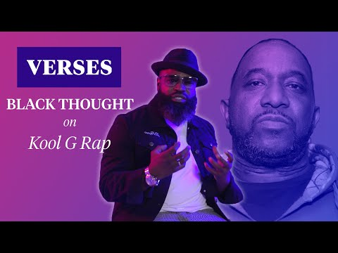 "Black Thought's Favorite Verse: Kool G Rap's ""Road to the Riches"" 