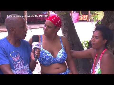 """REPORTAGE """"Bonnes Vacances au ROI MONGIN"""" (Martinique)"""