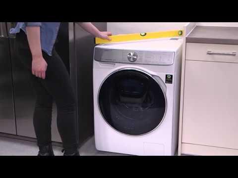 Samsung quickdrive reduzierung von waschgeräuschen youtube