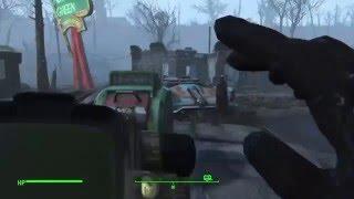 Fallout 4 - Power Armor, Fiddler's Green Trailer Estates