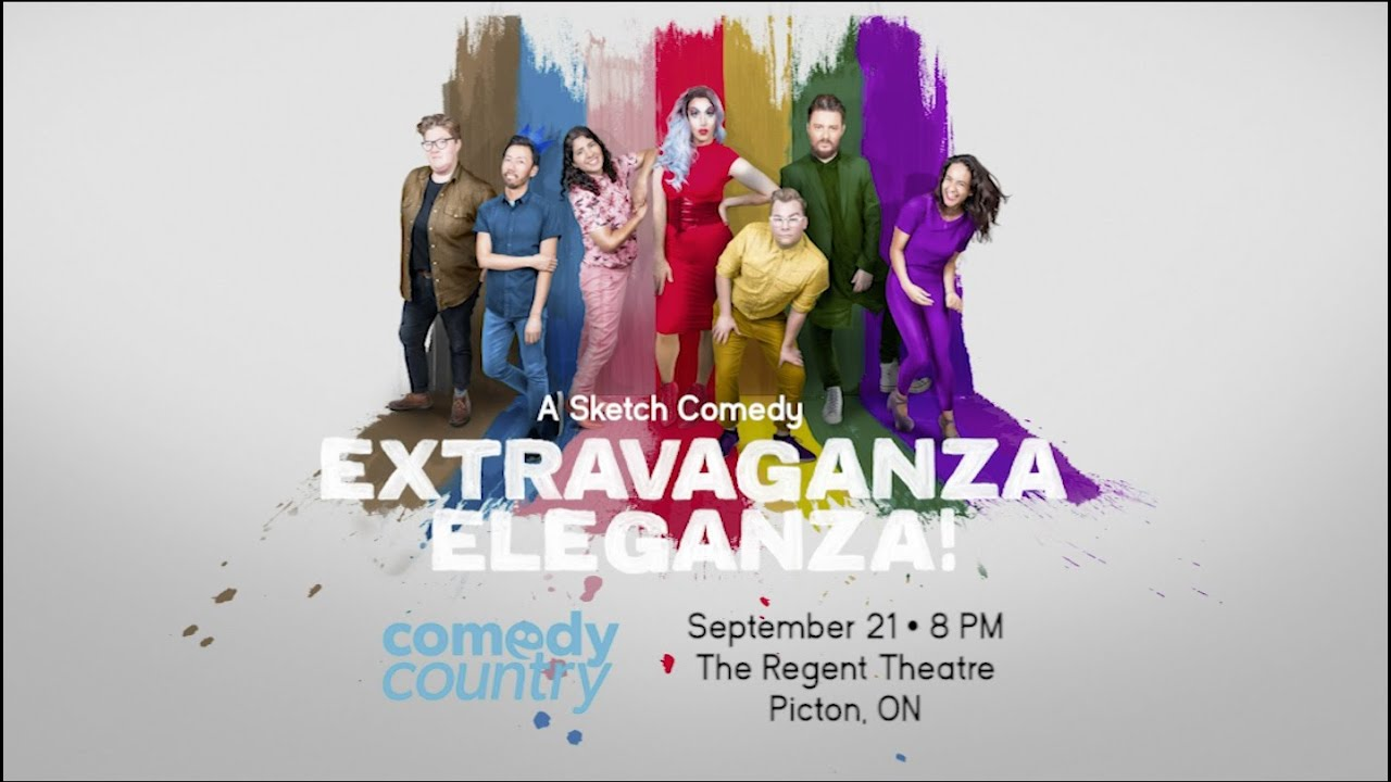Comedy Country – Big laughs in rural places