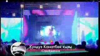 Самая красивая девушка на кыргызском шоу бизнесе!