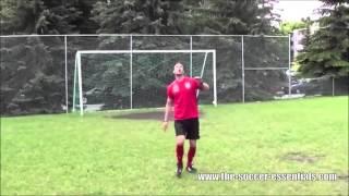 طريقة تعلم احترف الكرة الدبلك والمقص