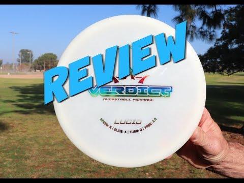 Dynamic Discs Overstable Midrange - The Lucid Verdict