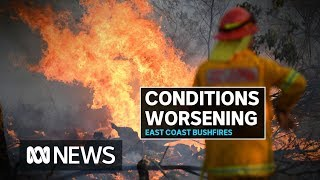 Around 500 schools to shut as NSW braces for catastrophic fire risk | ABC News