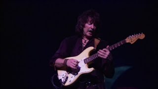Ritchie Blackmore Amazing Electric Guitar Solo 2011 HD