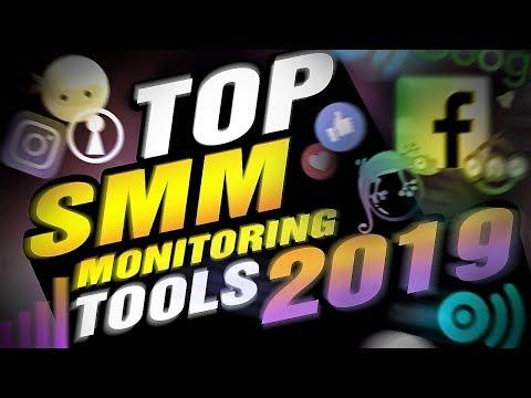Top FREE Social Media Monitoring Tools in 2019