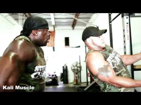 MUSCLEMAN vs STRONGMAN w/ Elliott Hulse | Kali Muscle