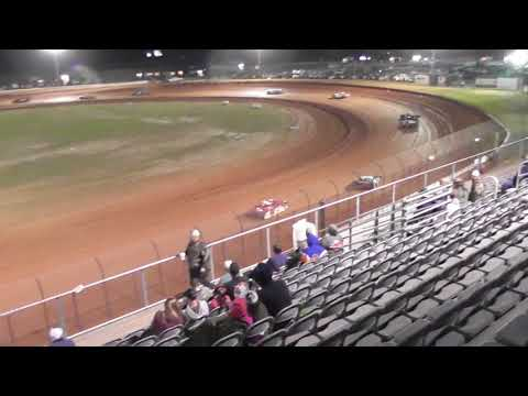 Mack10 SuperStreet feature race at Golden Isles speedway 4-21-18