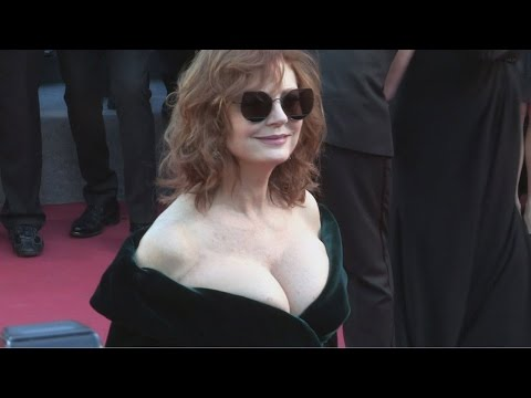 Susan Sarandon, Uma Thurman Among The Stars At The Cannes Film Festival