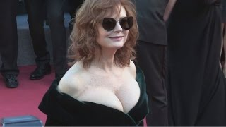 Susan Sarandon, Uma Thurman Among The Stars At The Cannes Film Festival thumbnail