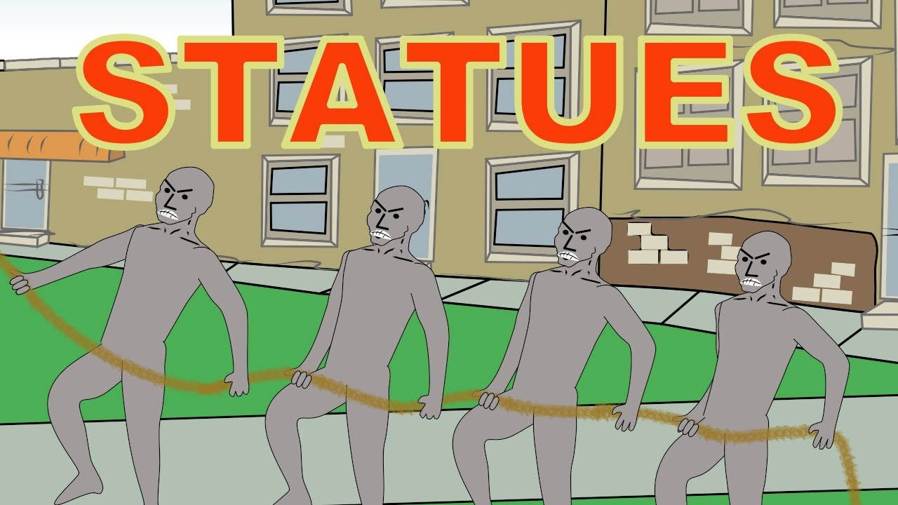 NPC University  The Statue