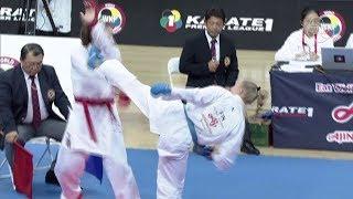 Electric Karate 🥋 at Karate 1-Premier League Shanghai 🇨🇳