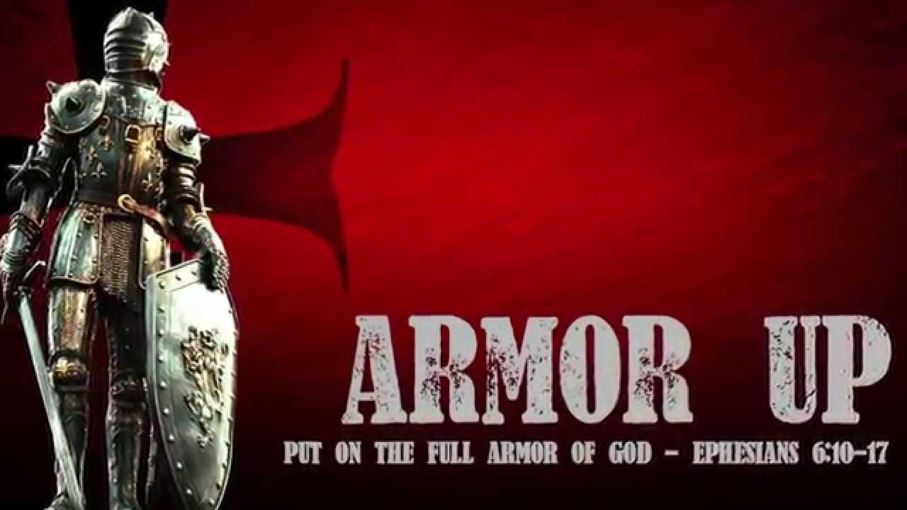 armor up 3 the shield of faith youtube