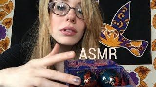 ASMR REIKI, CHINESE MEDICINE BALLS, CRYSTAL HEALING