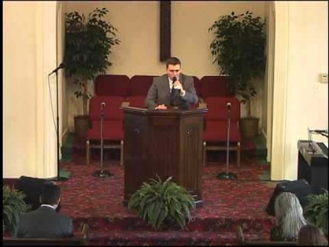 The Efficient Yoke of Disciplship - Pt. 2/3 - Matthew Hale