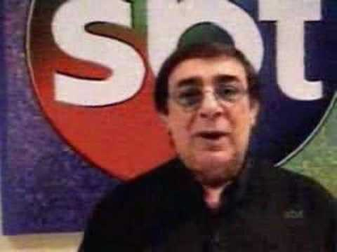 Lombardi, locutor do Silvio Santos. - YouTube