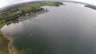 Rutland Water Flight DJI Phantom 2 Vision +