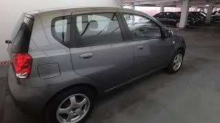 Chevrolet Kalos 2003 2008