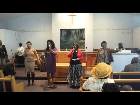 New Vision Ministry Praise Team - Bless that wonderful name