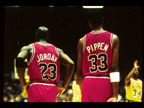 Bulls vs. Lakers - 1991 NBA Finals Game 5 (Bulls win first championship)