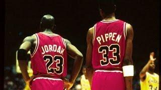 Bulls vs. Lakers - 1991 NBA Finals Game 5 (Bulls win first championship) thumbnail
