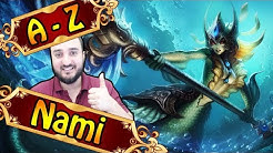 A-Z NAMI , die beste Supporterin für die Lane | League of Legends