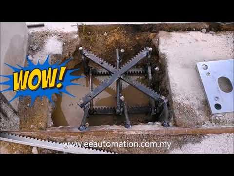 industrial sliding autogate system malaysia