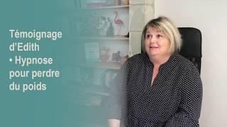 Hypnose pour maigrir - Séance témoignage dans le cabinet d'hypnose de Catherine Lefaivre-Roumanoff