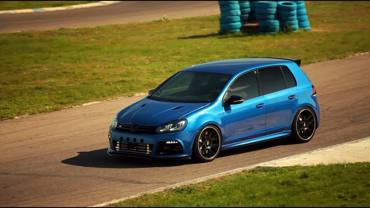 770hp vw golf 6r youtube. Black Bedroom Furniture Sets. Home Design Ideas