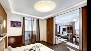 Дизайн квартир 2015. Оформление квартиры студии 56 кв. м(, 2015-02-17T23:28:03.000Z)