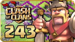 Let's Play CLASH of CLANS Part 243: Level 5-Upgrade für Barbarenkönig kaufen!