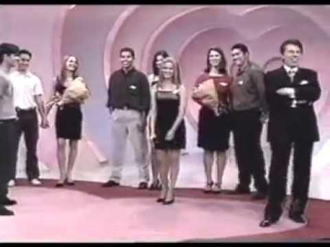 Silvio Santos - Em Nome do Amor - Ano 2000 - Presidente Prudente