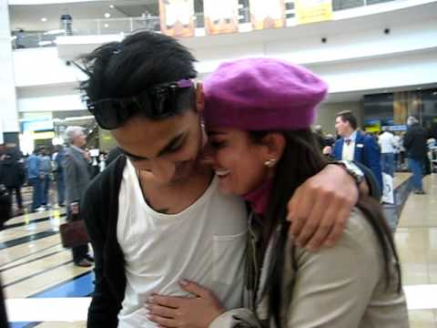 july 3rd 2010-South africa Airport