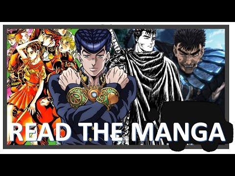 Top Ten 2016 Anime With Better Manga