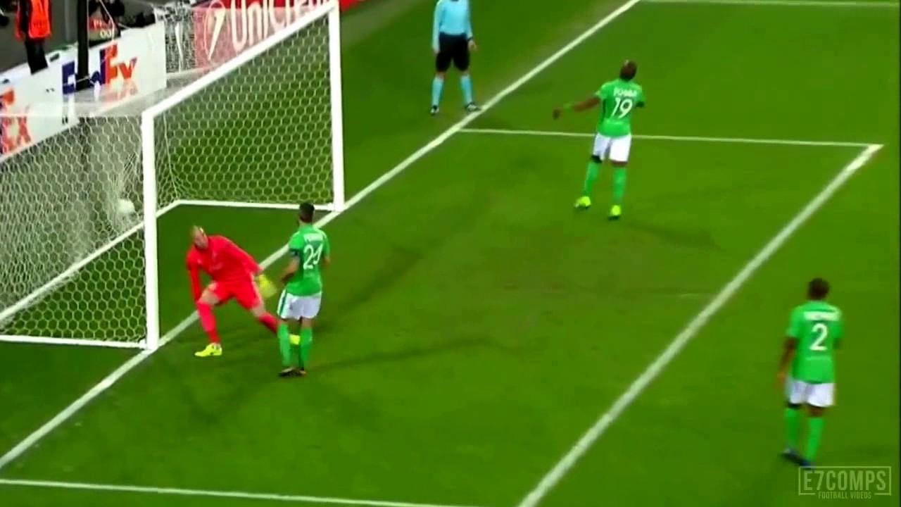 Download Saint-Étienne- Man United goal Mikihtaryan 1-0