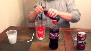 How to Make a Coke Slushie