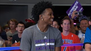 De'Aaron Fox: Build A Bio thumbnail