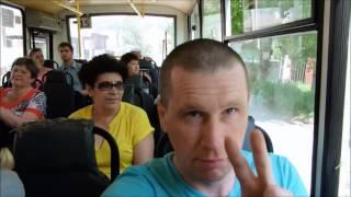 поездка на автобусе Златоуст