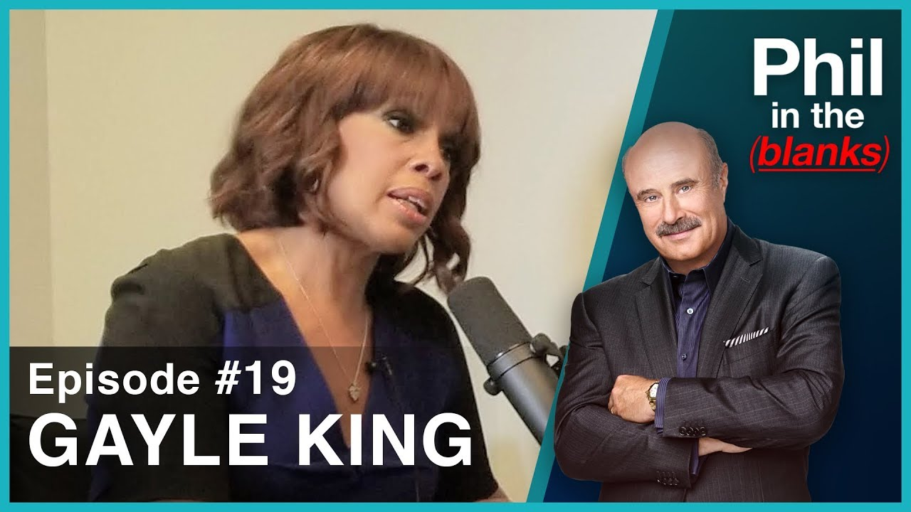 Phil In The Blanks #19 - Gayle King