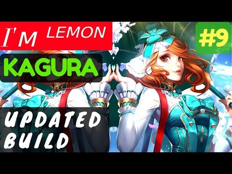 Updated Build [Rank 1 Kagura] | I'м ᴸᴱᴹᴼᴺ Kagura Gameplay an