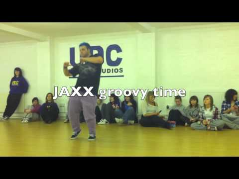 Chris Brown - Deuces Choreography by JAXX