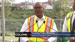 OARS Deep Tunnel Sewer Project Milestone