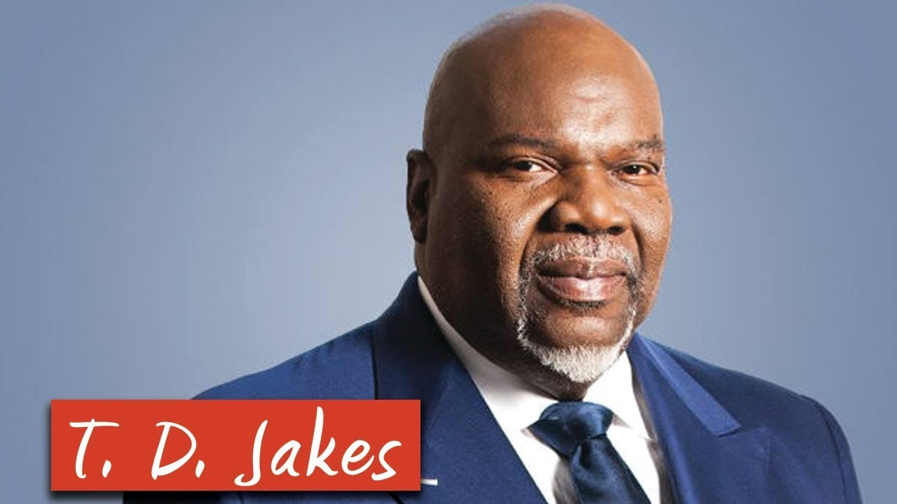 Bishop Td Jakes The Potters House Live Service 08 26 2018 Youtube