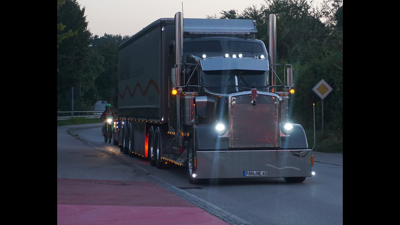 Pictures Of Kenworth Truck And Dogs In Australia