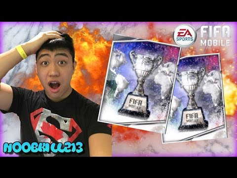 FIFA Mobile CLUB CHAMPIONS BUNDLE!! INSANE ENDING!!