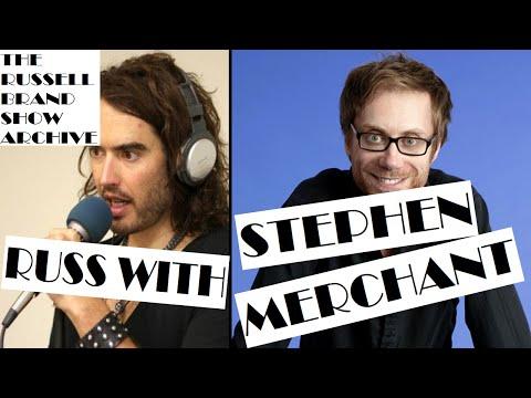 Stephen Merchant Interview #1 | The Russell Brand Show