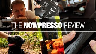 NowPresso Review - A Portable Espresso Coffee Machine that Boils Water!